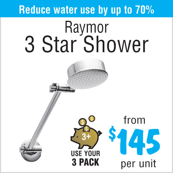 Raymor 3 Star Shower - $145