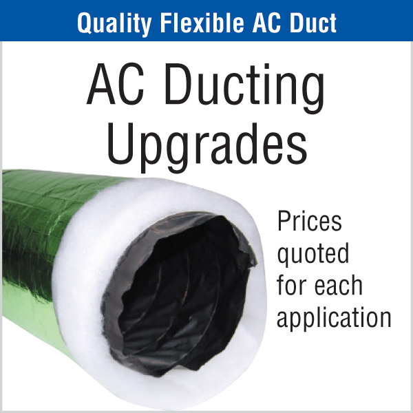 AC Ducting Upgrades