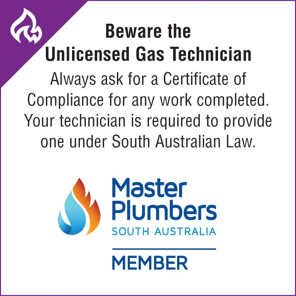 Beware the Unlicensed Gas Technician