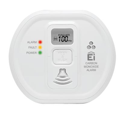 Fire & Carbon Monoxide Alarms