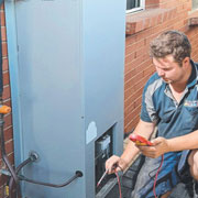 Hot-Water-System-Service