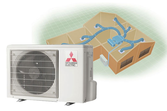 Mitsubishi-Ducted-Air-Conditioning-main