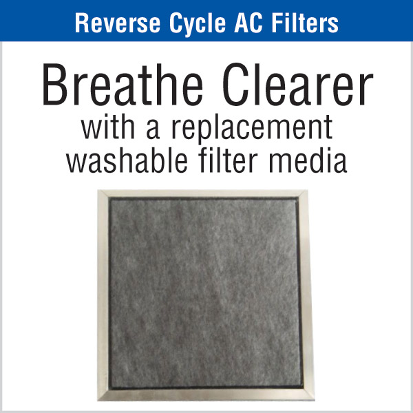 Replacement RC Filter Media