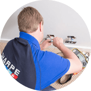 Sharpe's certified Data Technicians provide expert Data Cabling, NBN Cabling, TV's and Antennas repairs and installations