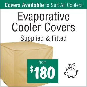 Evaporative Cooler Cover from $180
