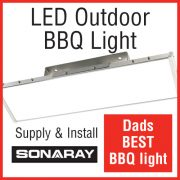 LED Outdoor BBQ Light
