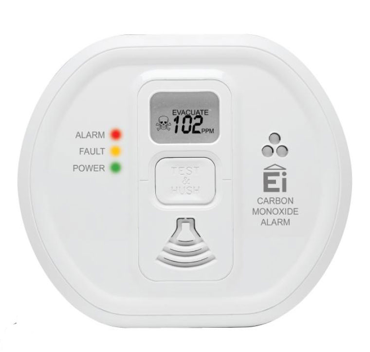 Brooks Carbon Monoxide Alarm