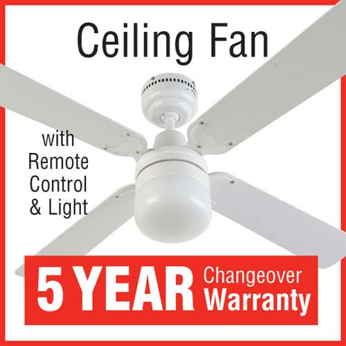 Ceiling Fan Installation Adelaide