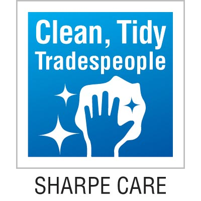 Clean & Tidy Tradespeople - Sharpe Care
