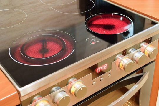 cook top installation