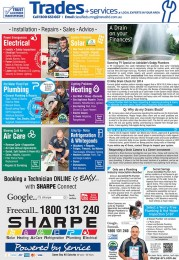Drains - Sunday Mail Feature