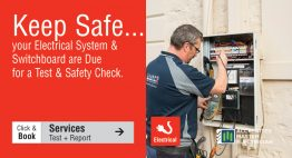 $165 Electrical Safety Service and Check