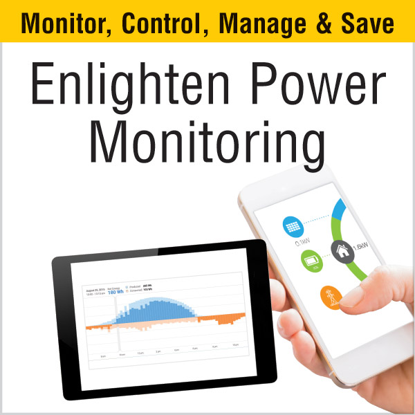 Enlighten Power Monitoring