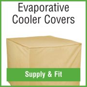 Evaporative Air Conditioner Covers