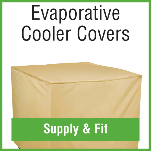 Evaporative Cooler Covers Sharpe Ers