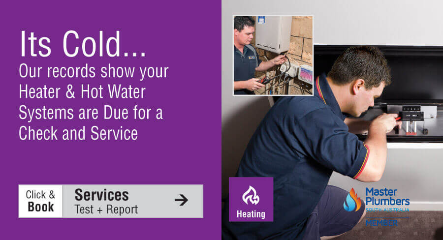 Gas Heating & Hot Water Service