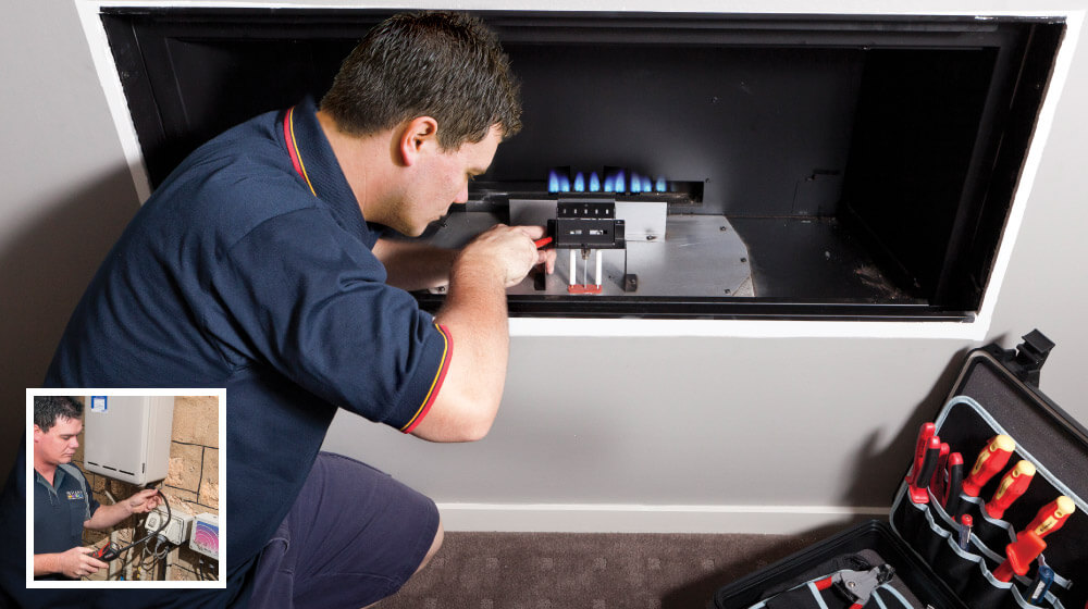 Gas Heating - Life or Death Issue