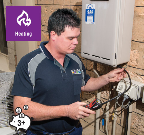 Book a Heating Technician