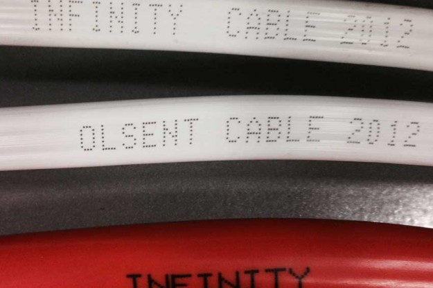 Infinity Cable Recall