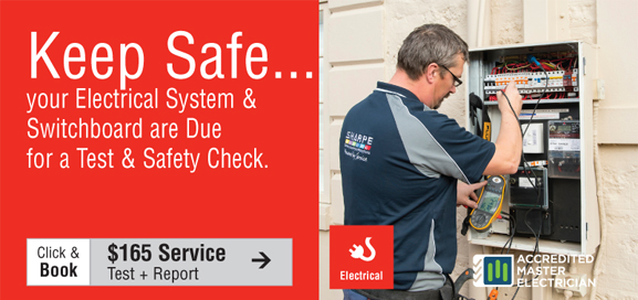 $165 Electrical Safety Service