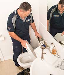 Mark - Bathroom Plumbing