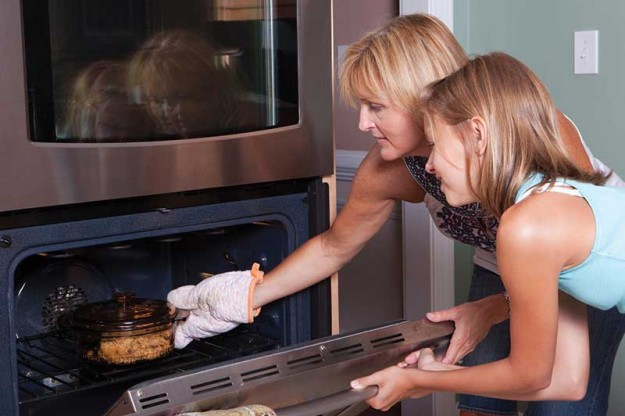 Oven repairs - electric & gas