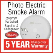 Photo Electric Smoke Alarm