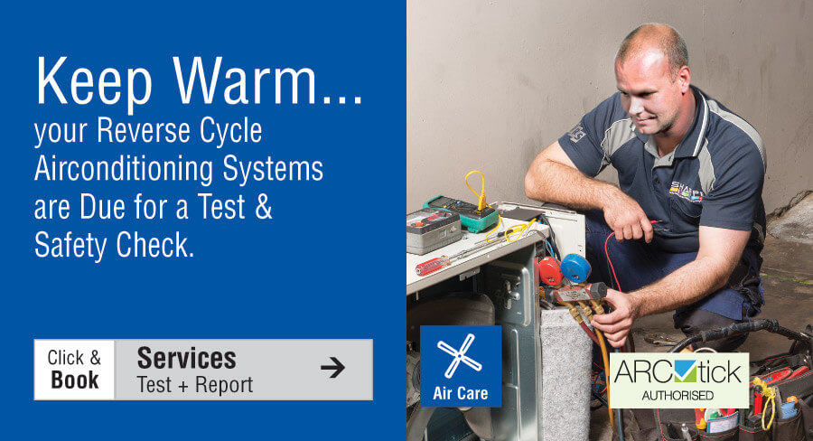 Reverse Cycle Aircon Service