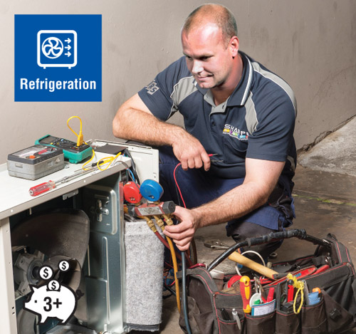 Book a Refrigeration Technician
