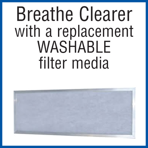 Reverse Cycle Filter Media