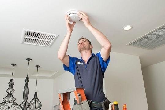 smoke alarm installers in Joondalup