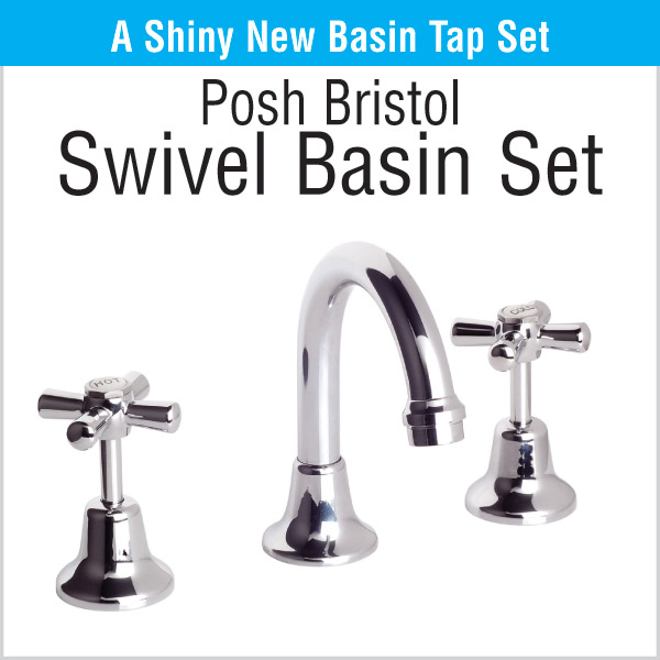 Swivel Basin Set