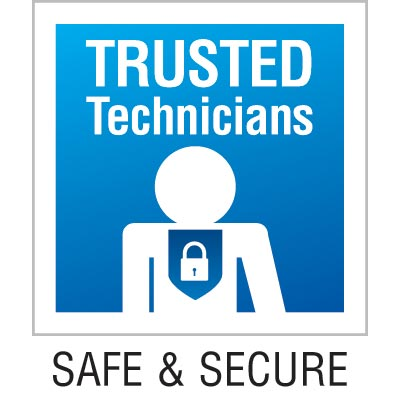 Trusted Technicians - Safe & Secure