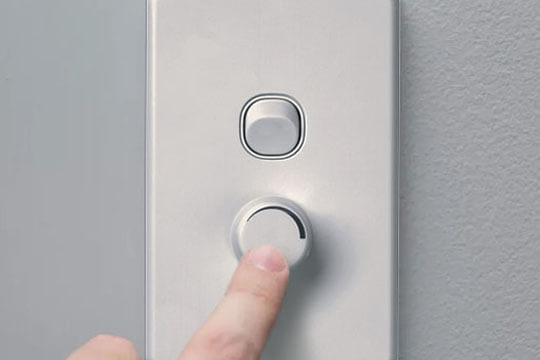 wall dimmer